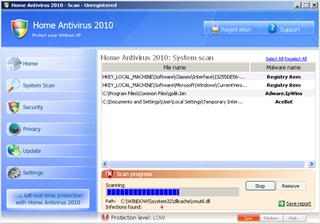 Homeantivirus2010
